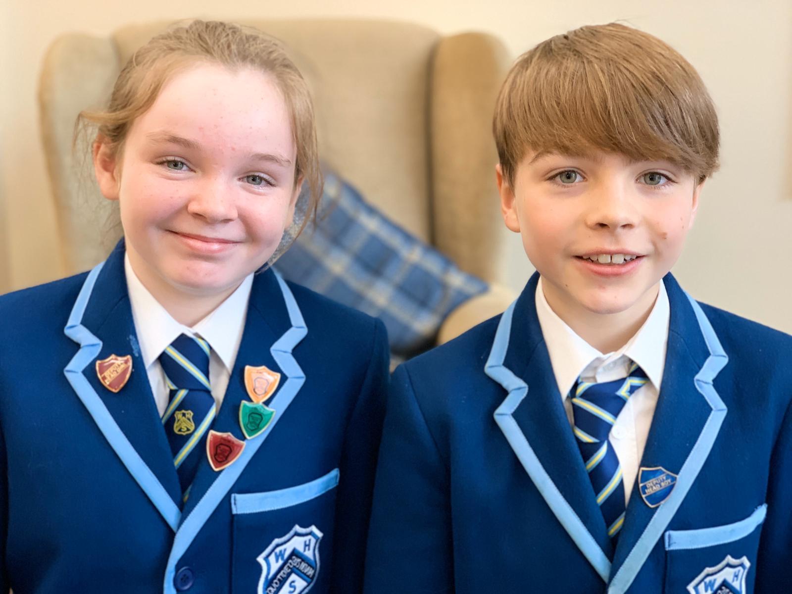 Westville House School Deputy Head Boy and Girl 2019/20