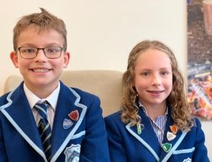Westville House School Head Boy and Head Girl 2019/20