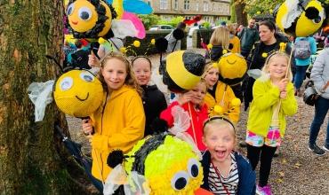 Skipton Puppet Parade Sept 2019