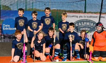 Westville House Hockey Squad play at Ben Rhydding