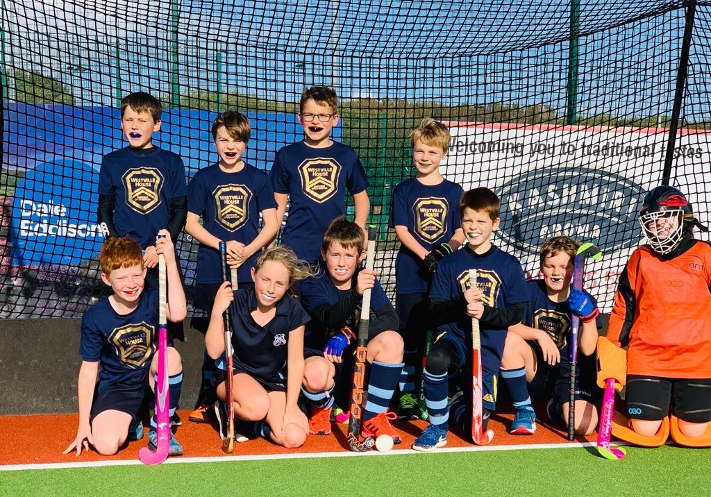 Westville House Hockey Squad play at Ben Rhydding