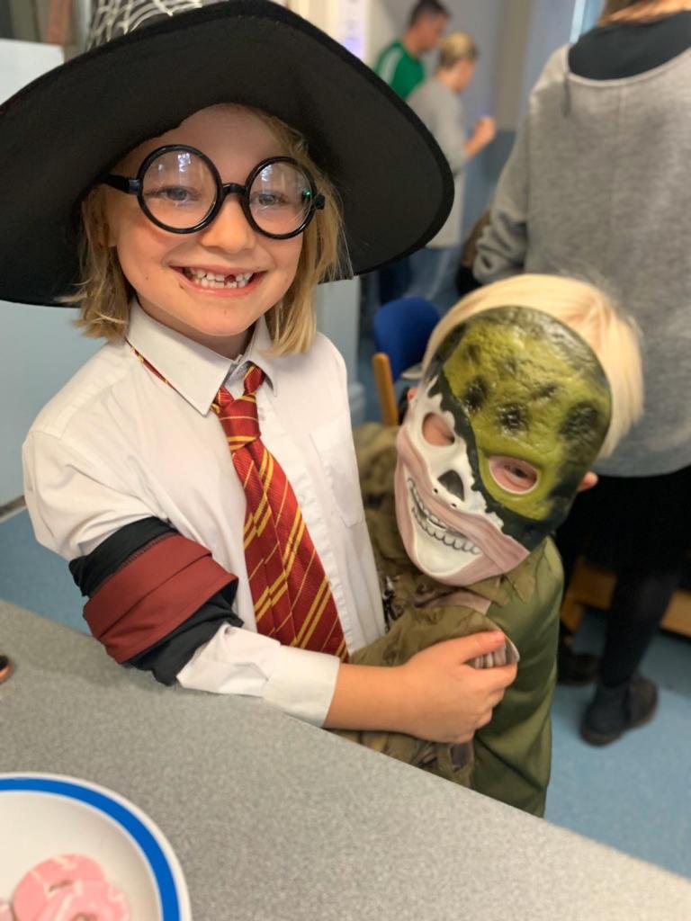 Halloween Party & Disco for Westville House Pre - Prep and Woodlands Nursery & Pre - School