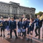 Westville House School Junior Leadership Team. Visit London